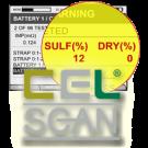 Optional Module (CELScan™) - Sulfation / Dryout