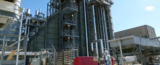 Crockett Cogeneration Global Energy Innovations
